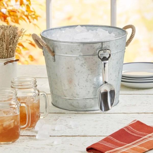 Paddock Galvanized Beverage Tub & Reviews   Birch Lane