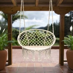 Hanging Chair Mitre 10 Swing Talenti Rope Wayfair Cottle