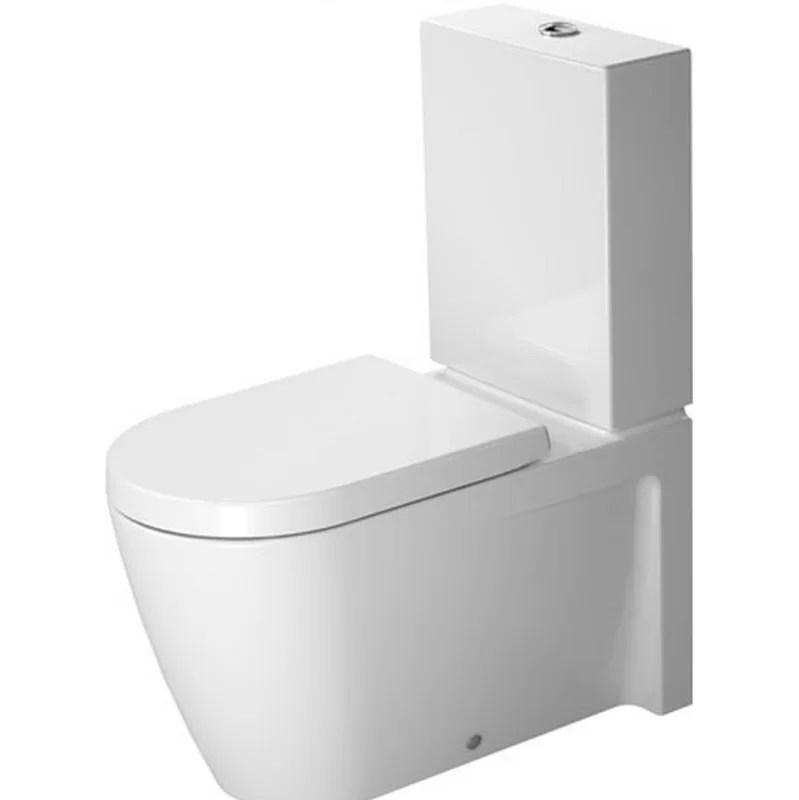 Starck Toilet Close-Coupled
