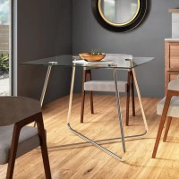 Modern Square Dining Tables | AllModern