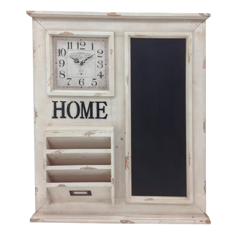 Home Delivery Table Clock