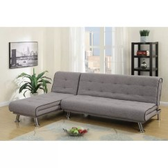 Jive Chenille Living Room Furniture Collection Display Armless Graphite Sectional Sofa Wayfair