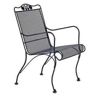 high back chair patio furniture tolix outdoor wayfair briarwood