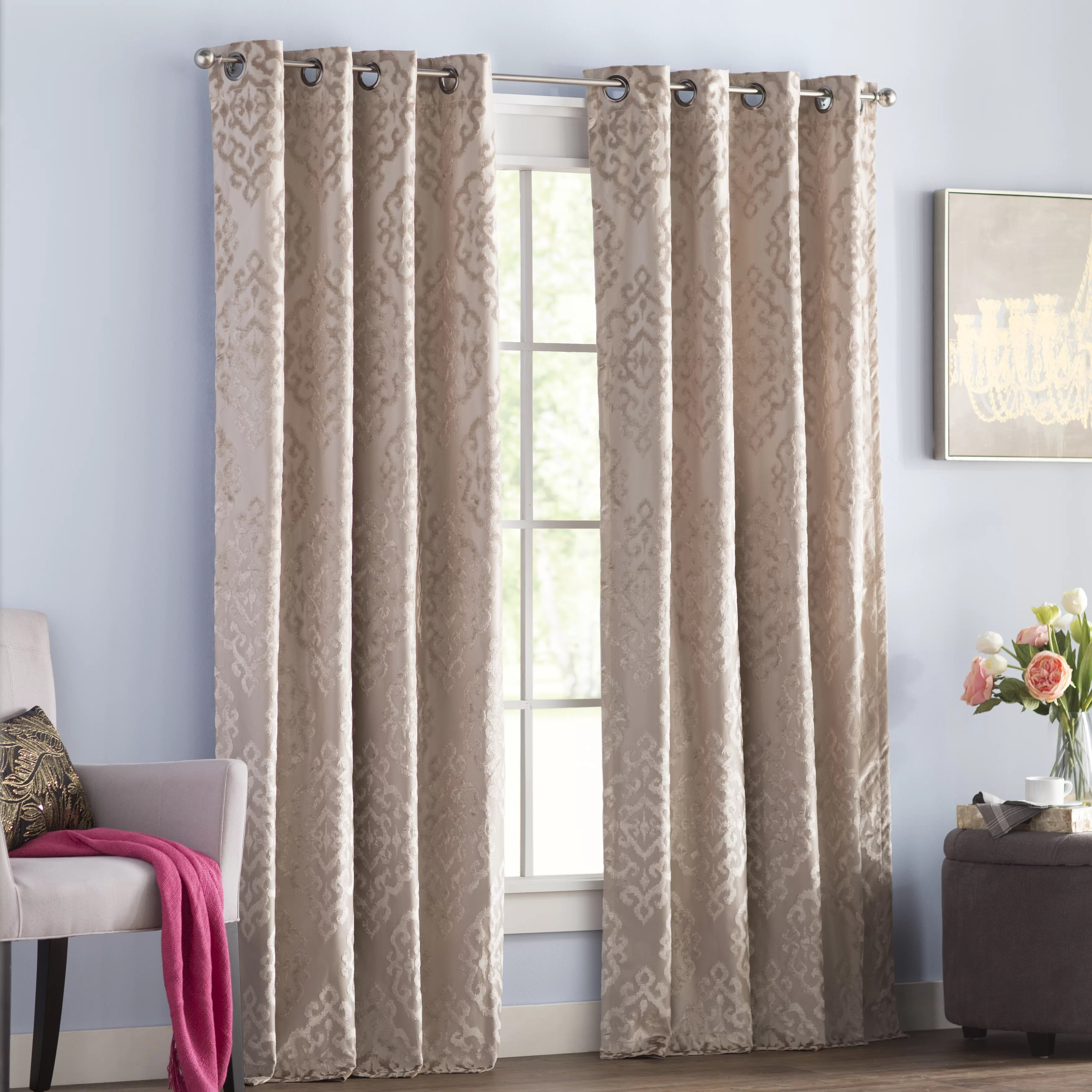 108 inch blackout curtains free