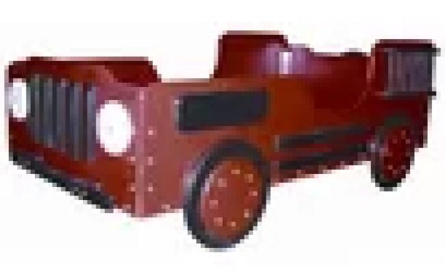 Just Kids Stuff Bulldozer Toddler Car Bed Reviews Wayfair
