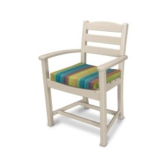 Sunbrella Chair Cushion Standing Desk Chairs Uk Ateeva Outdoor Seat And Reviews Wayfair