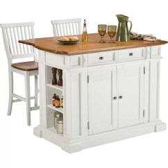 3 Piece Kitchen Set Pantry Cabinet For Darby Home Co Mattice Island And Reviews