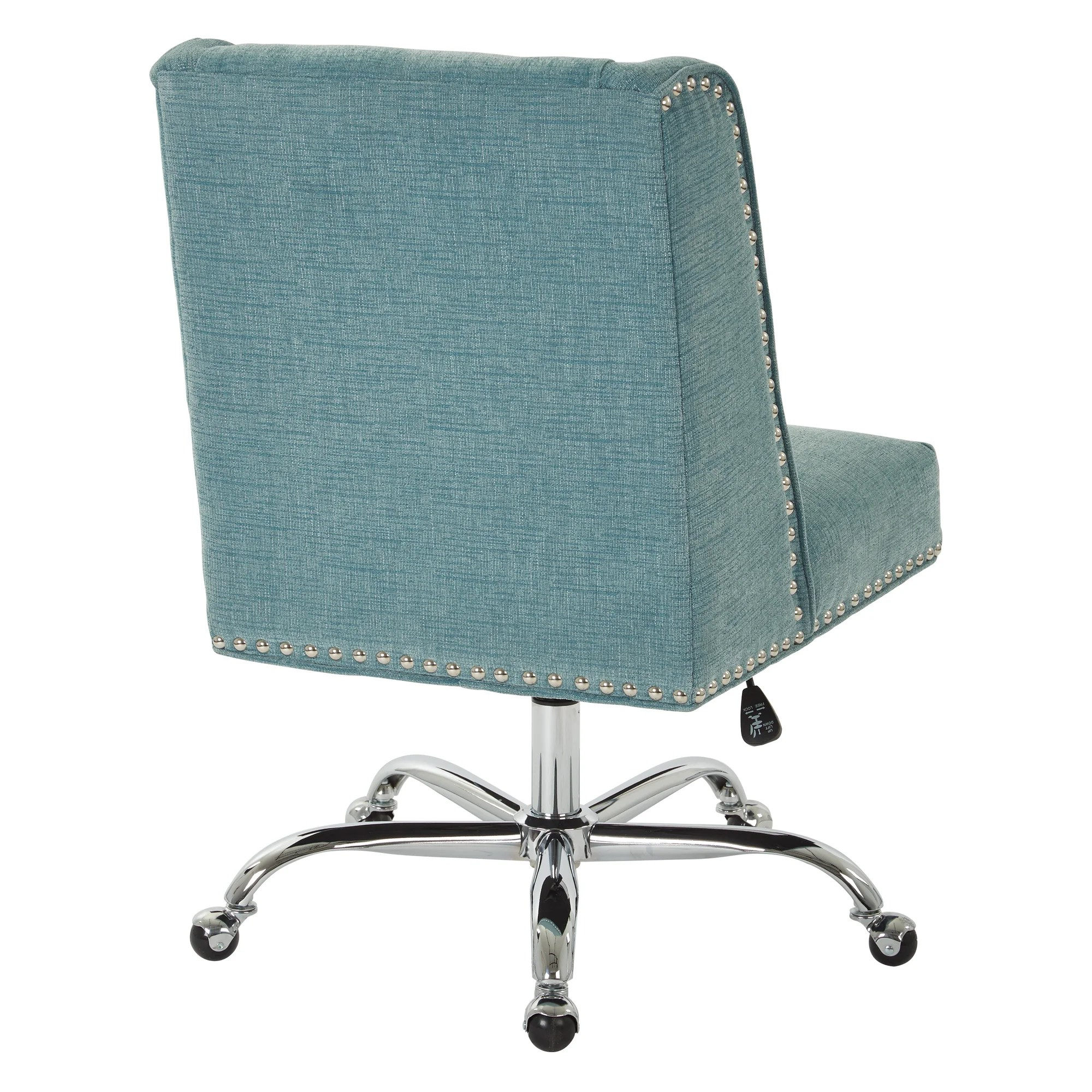 bassett office chair target metal dining chairs inspired by alyson mid back desk and reviews
