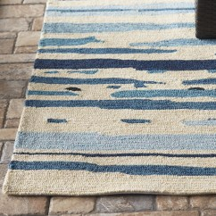 Chicken Kitchen Rugs Swivel Aerator For Faucet Latitude Run Angelina Blue/green Abstract Indoor/outdoor ...