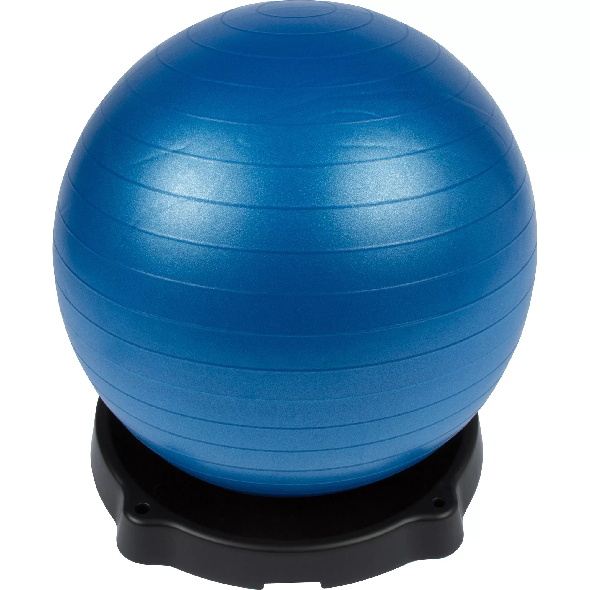 yoga ball chair base gaming review trademark innovations exercise and stand