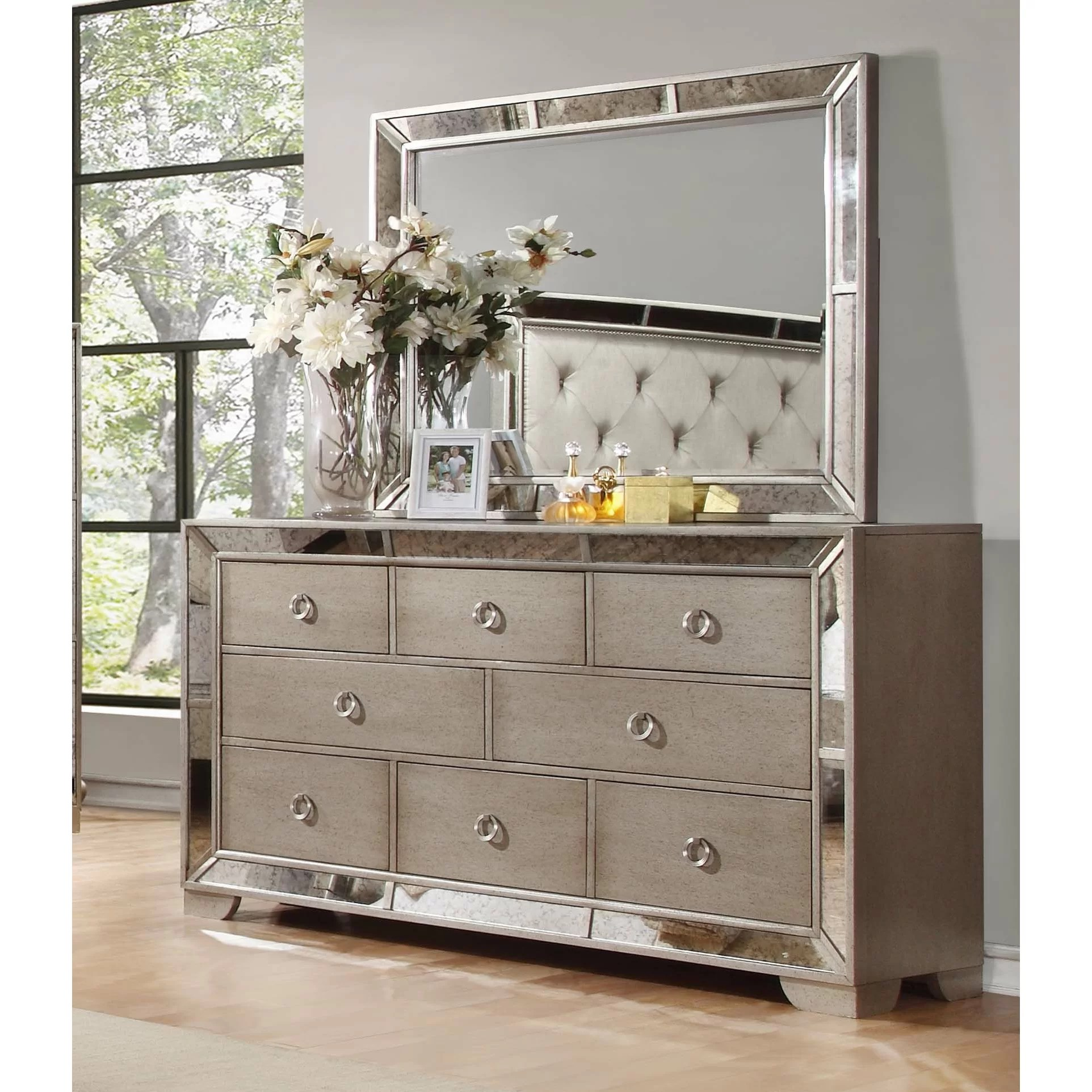 House of Hampton Chesmore Panel Customizable Bedroom Set  Reviews  Wayfair