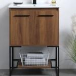 Launcest 24 Single Bathroom Vanity Set Reviews Allmodern