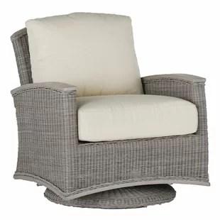outdoor swivel rocker chair ghost knock off patio rockers wayfair astoria glider with cushions
