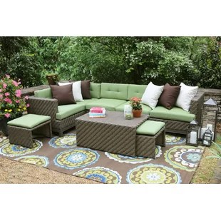 hampton bay patio chairs chair and table outdoor furniture wayfair 8 piece sunbrella sectional set with cushions
