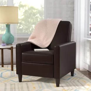 recliner chairs cheap orange beach chair recliners wayfair quickview