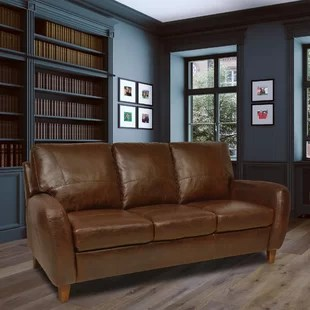dalton sofa leon s u love pasadena hours loon peak wayfair oaks leather
