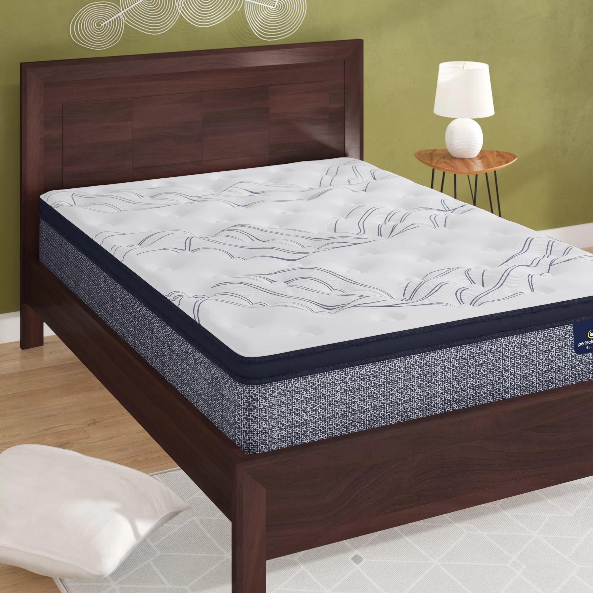 serta perfect sleeper 14 firm pillow top hybrid mattress