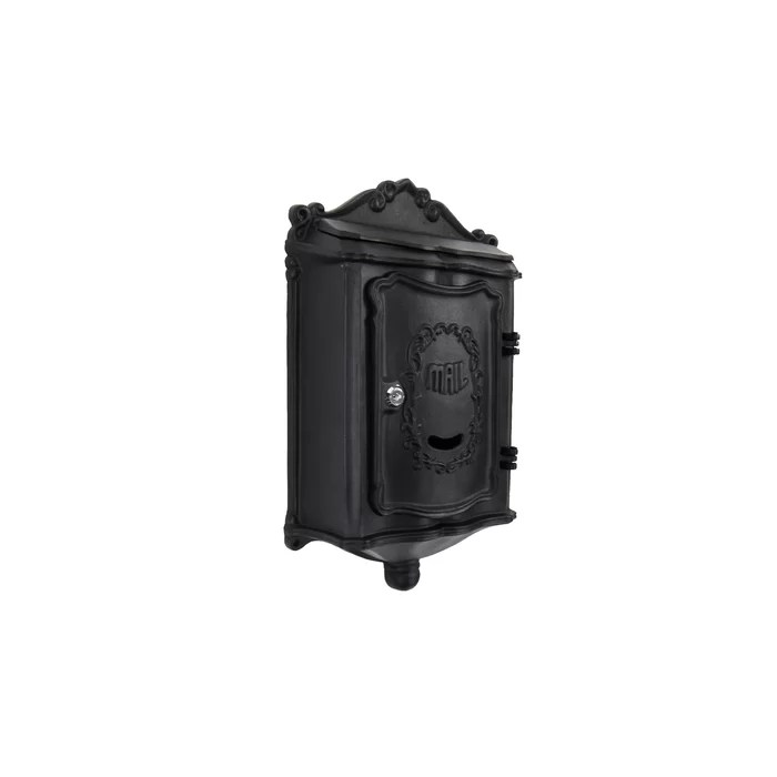 colonial locking wall mounted