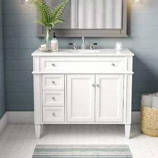 antionette 40 single bathroom vanity set