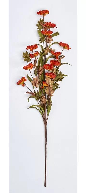 fall flower spray stem