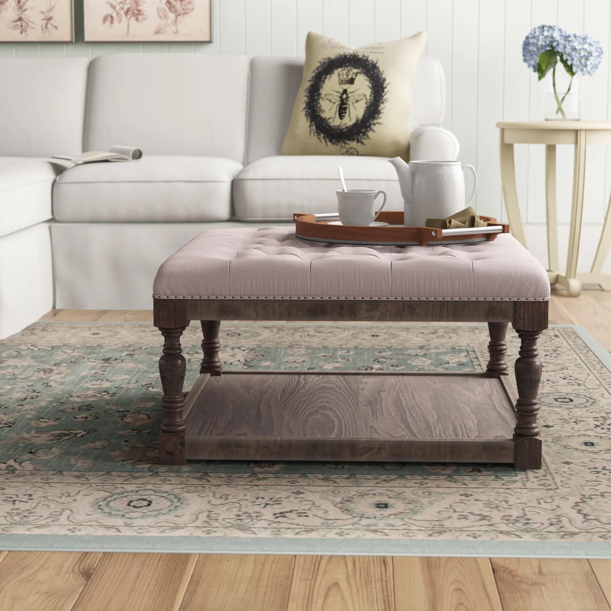 30 inch square ottoman wayfair