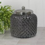 Glass Bathroom Jars Wayfair