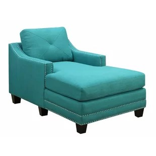 turquoise lounge chair pembrook corp chaise wayfair quickview
