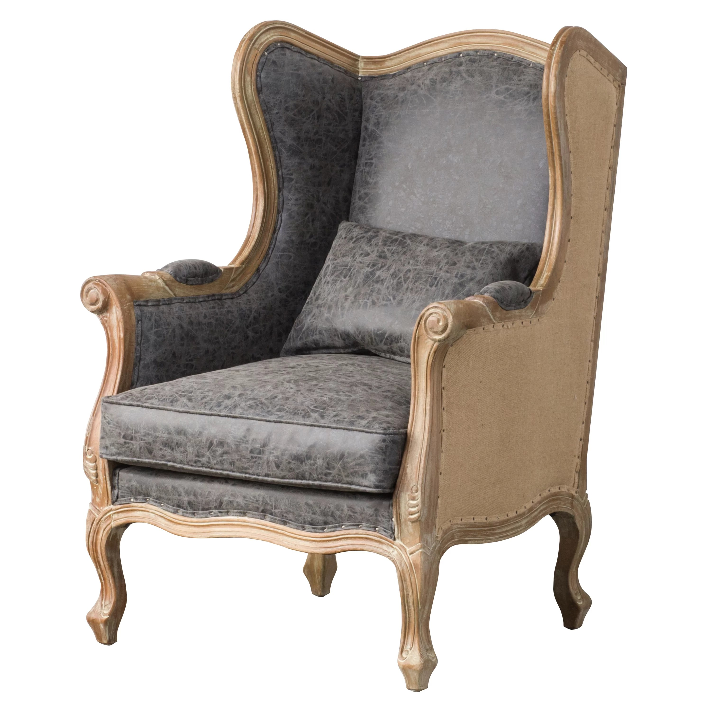 Wing Back Chairs Addington Wingback Chair