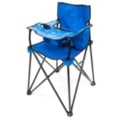 Blue Metal Folding Chairs Eames Style Rocking Chair Counter High Wayfair Jonathan Baby Camping