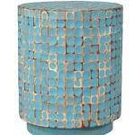 Joss Main Sherlyn Solid Wood Drum End Table Reviews Wayfair