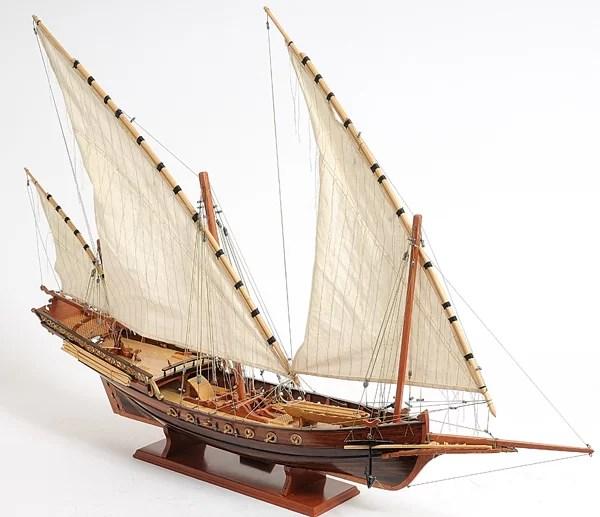 wayfair sofas reviews fabric scs old modern handicrafts xebec sailing model ship & ...