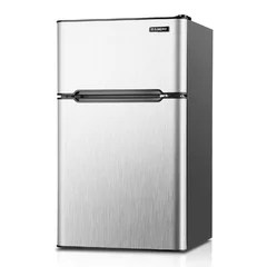 mini fridge nightstand wayfair