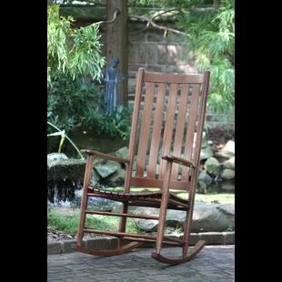 black rocking chairs steel chair with cushion you ll love wayfair thor