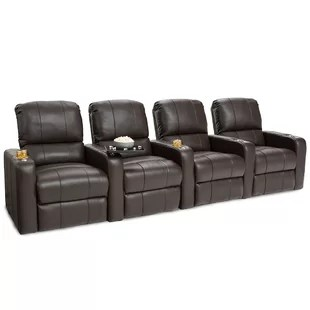 2 seat theater chairs ergonomic chair in singapore reclining seating you ll love wayfair quickview