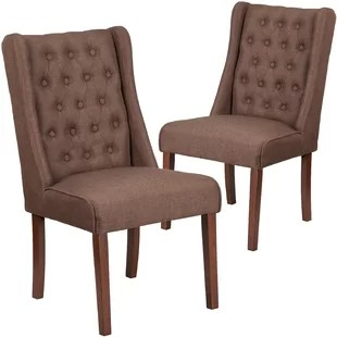 parsons chairs with skirt stool chair block wayfair quickview