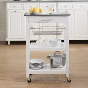 kitchen carts maple cabinets small less than 40 islands you ll edolie cart