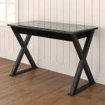 Glass Desks Wayfair