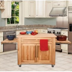 Kitchen Island Large Rustic Decorating Ideas Carts 60 Islands You Ll Love Wayfair With Butcher Block Top