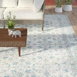 neutral rugs for living room paint ideas with black sofa farmhouse birch lane navarrete aqua beige gray area rug