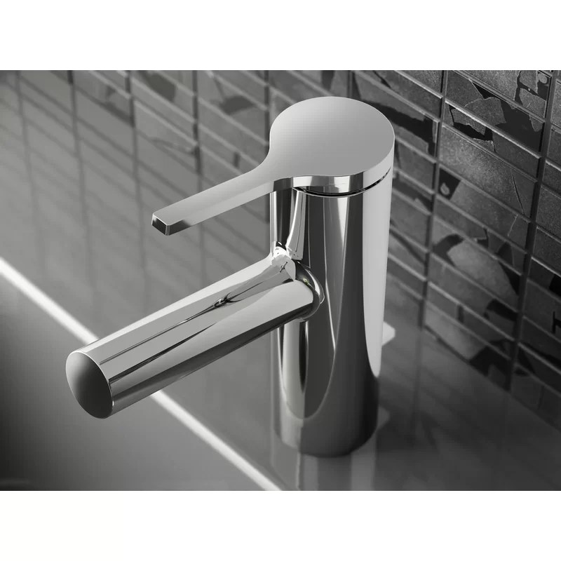 elate single handle bathroom sink faucet