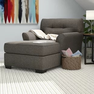 long lounge chair swing egg bunnings chaise chairs you ll love wayfair ashworth