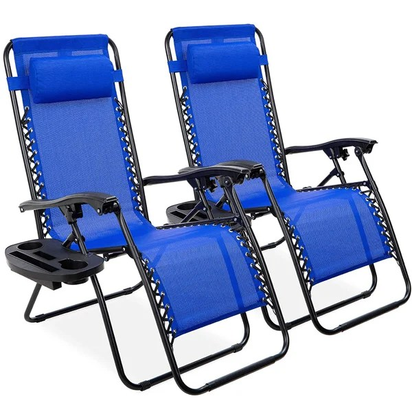 padded folding lawn chairs