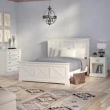 farmhouse rustic bedroom sets birch