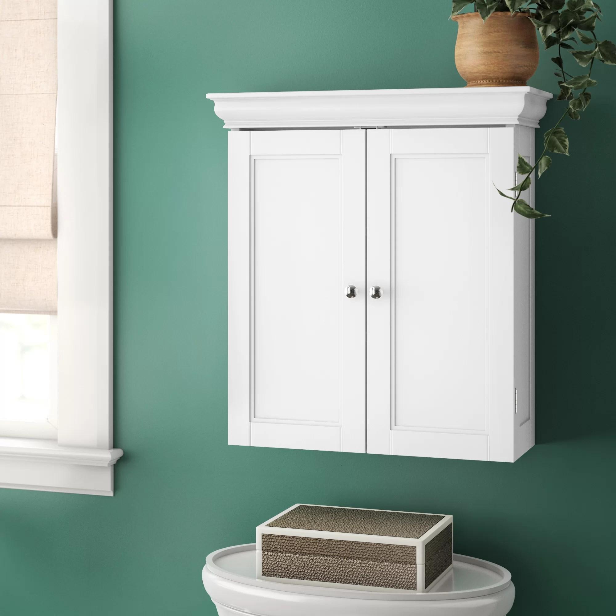 Wall Mounted Bathroom Cabinets Wayfair