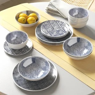 microwave safe dinnerware sets place