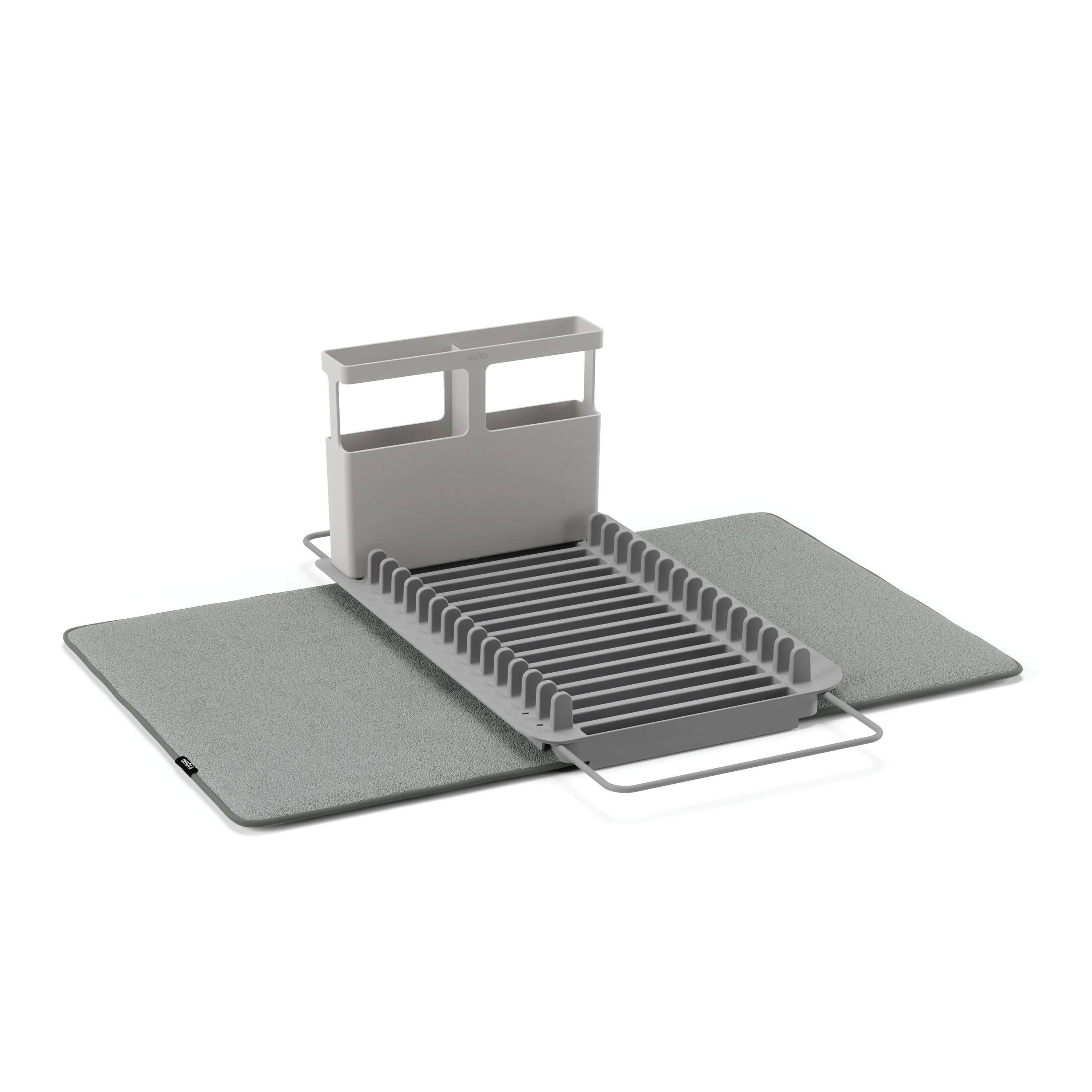 umbra udry over the sink dish drying rack