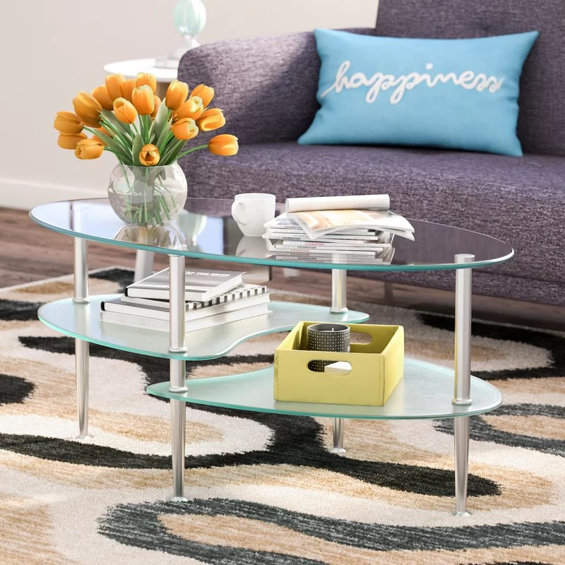 Bartol Coffee Table with Storage