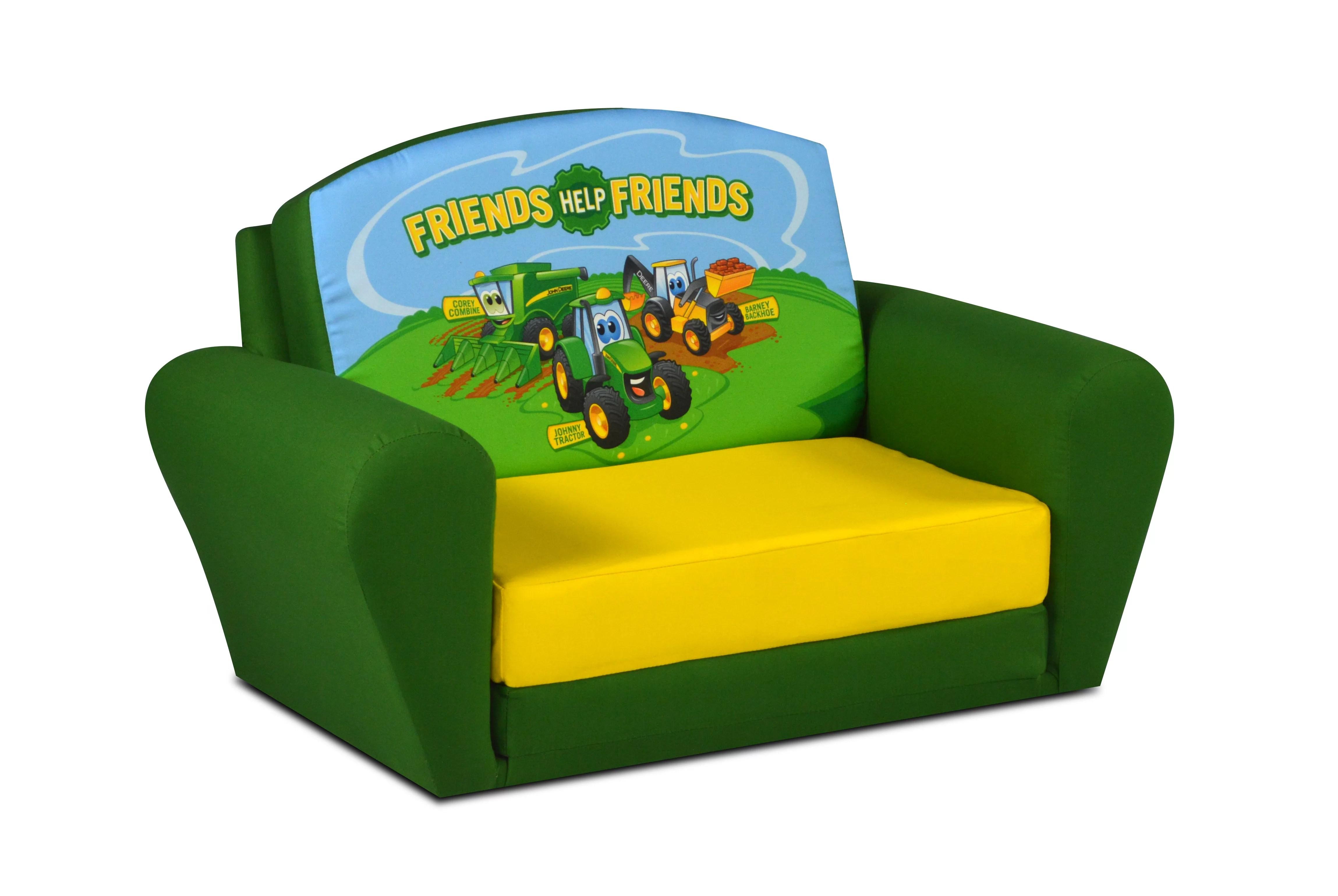 john deere office chair the vacant human jungle johnny tractor sweet dreamer kids sofa