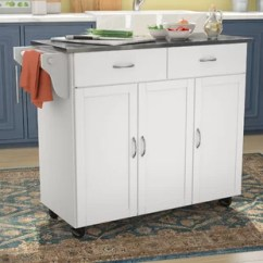 Kitchen Island Marble Top Equipment For Sale Wayfair Quickview