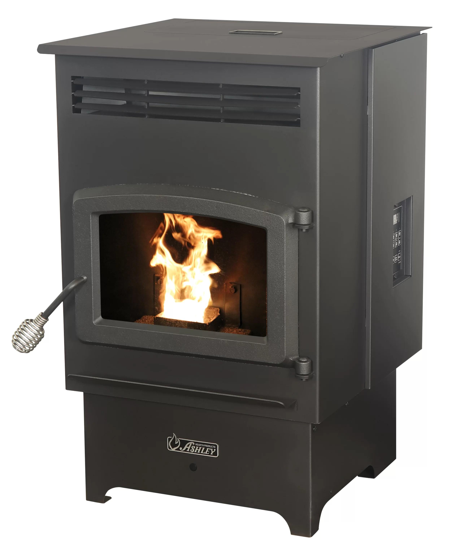 direct vent wood pellets stove